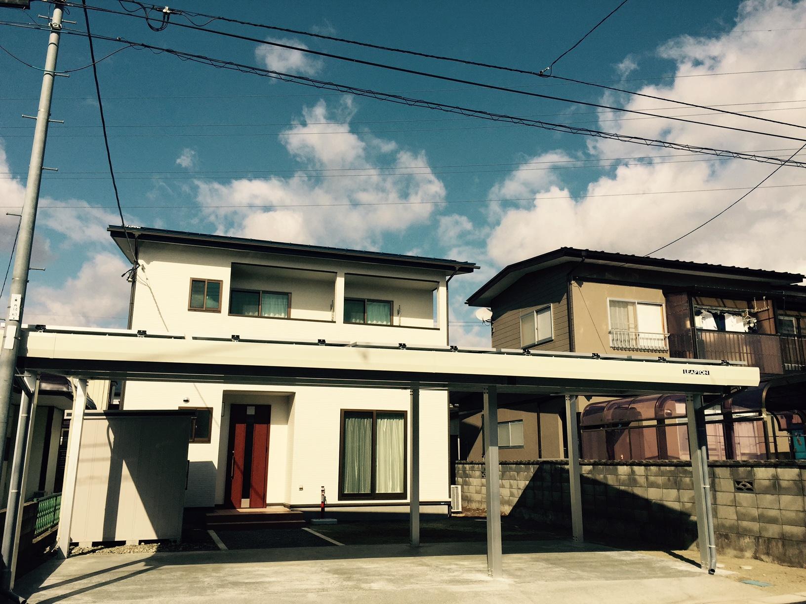 ベスト住宅 三本木モデルハウス