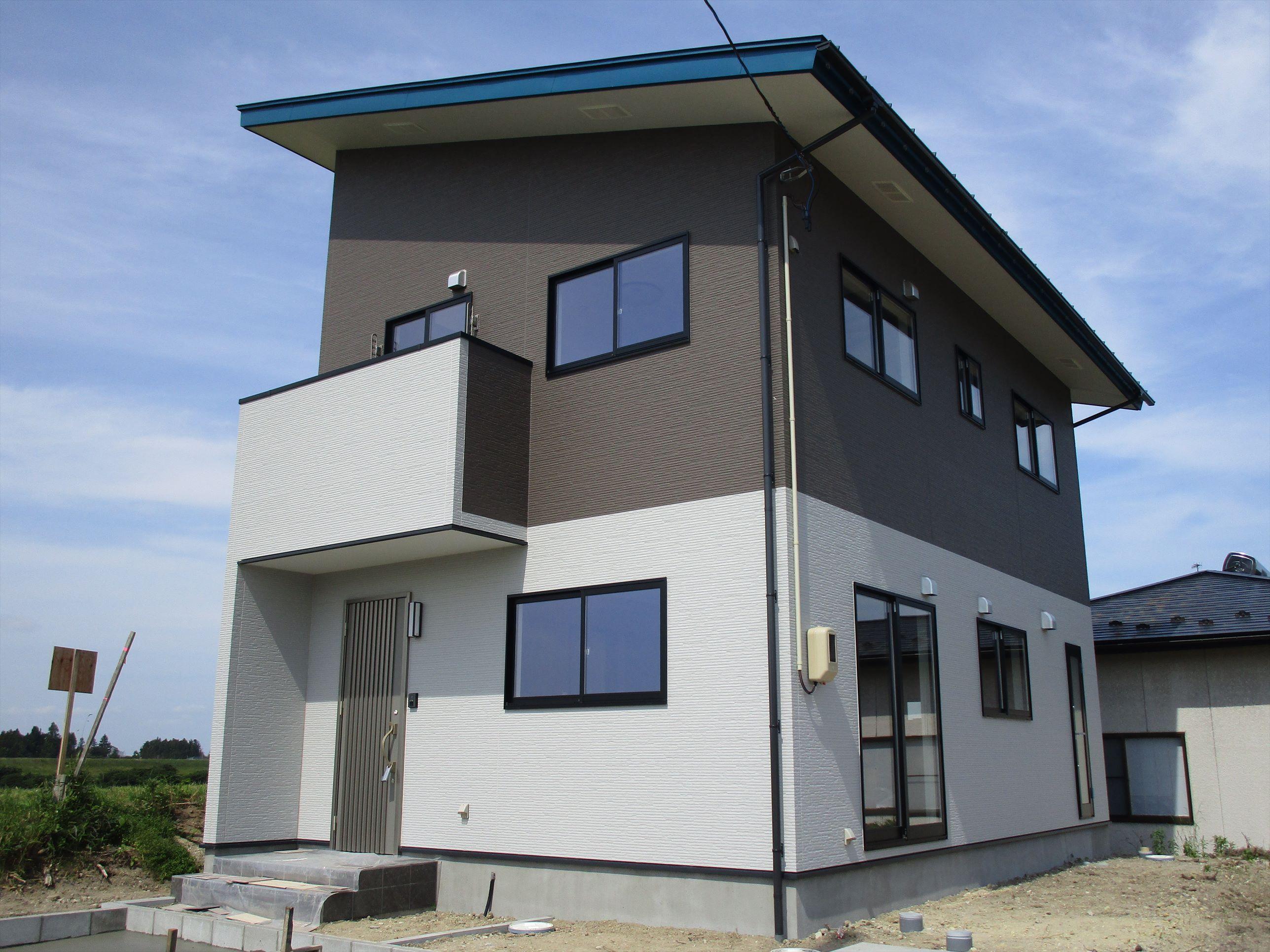 三本木坂本モデルハウス